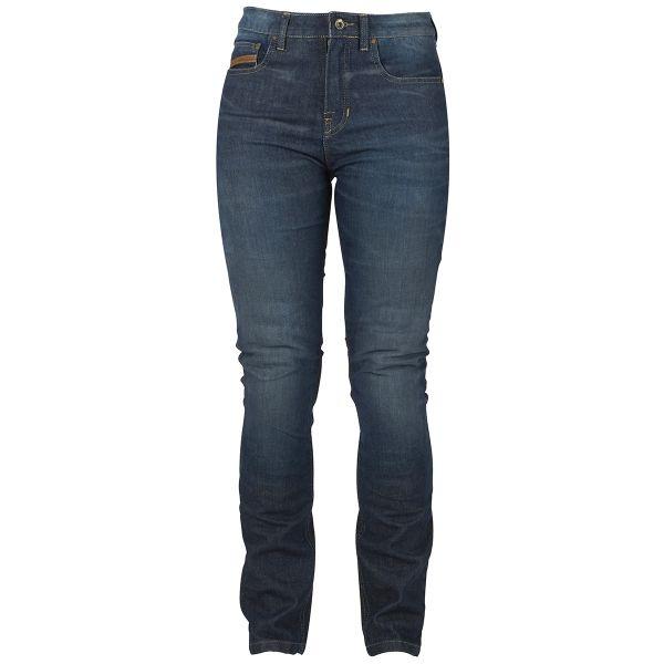 Jeans Moto Furygan Jean Emma Stretch Brut