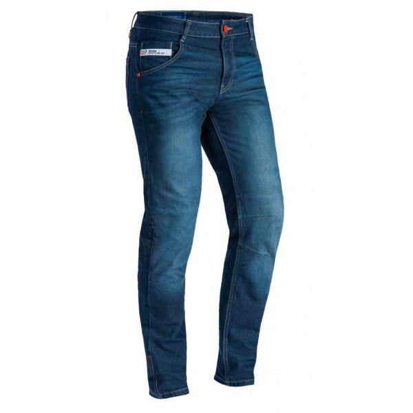 Jeans Moto Ixon Mike Bleu