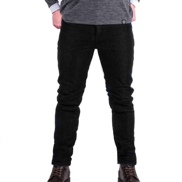 Jeans Moto Knox Richmond MKII Black