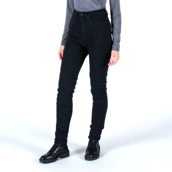 Jeans Moto Knox Scarlett Skinny Black