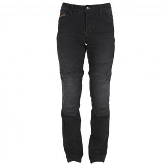 Jeans Moto Furygan Steed Black