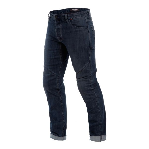 Jeans Moto Dainese Tivoli Regular Dark Denim