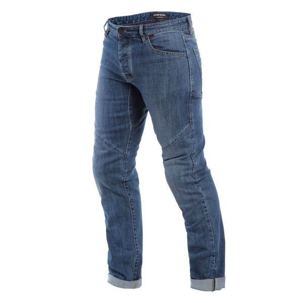 Jeans Moto Dainese Tivoli Regular Medium Denim
