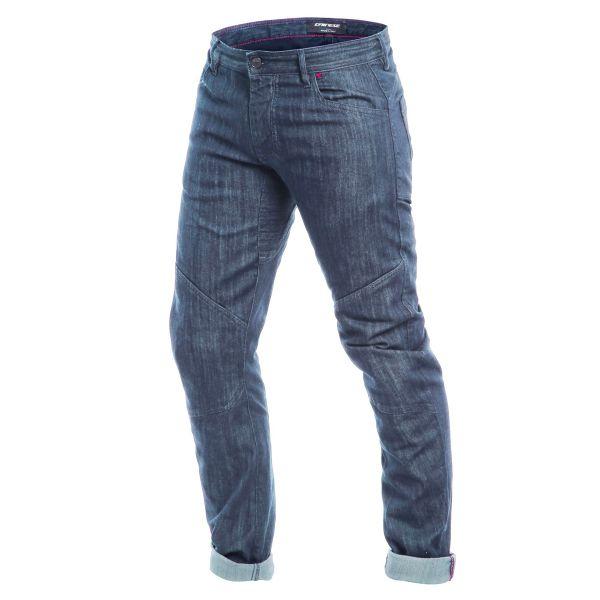 Jeans Moto Dainese Todi Slim Medium Denim