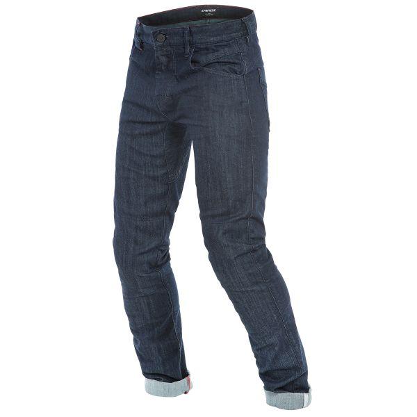 Jeans Moto Dainese Trento Slim Jeans Dark Denim