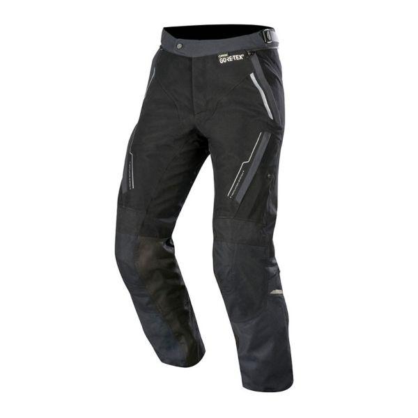 pantalon moto alpinestars bryce gore tex pants black en stock. Black Bedroom Furniture Sets. Home Design Ideas