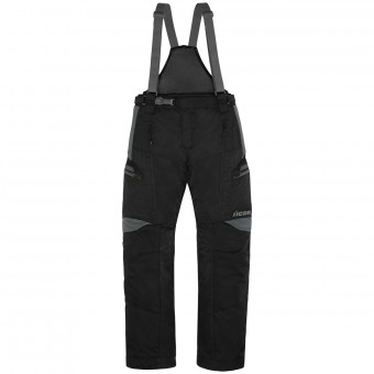 Pantalon Moto ICON Watchtower Pant Black
