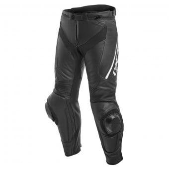 Pantalon Moto Dainese Delta 3 Black White