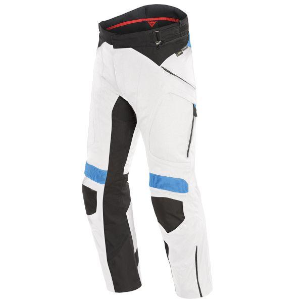 Pantalon Moto Dainese Dolomiti Gore-Tex Pants Light Grey Black