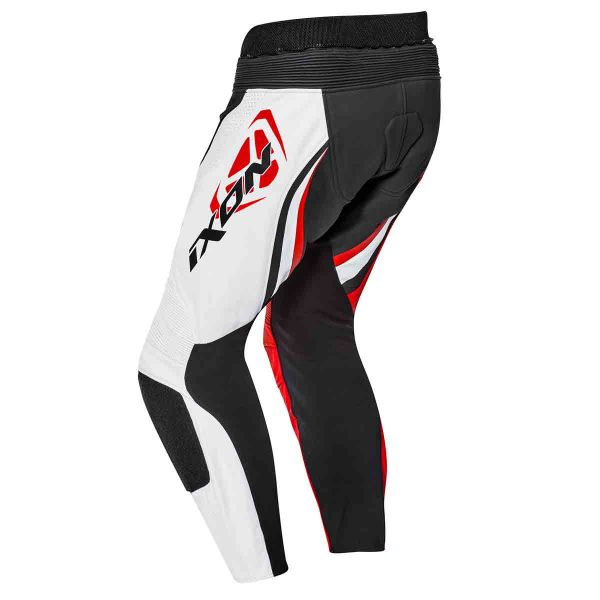 Ixon Falcon Pant Blanc Noir Rouge
