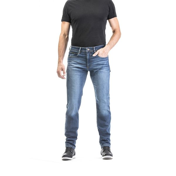 Jeans Moto Ixon Wayne Stonewash