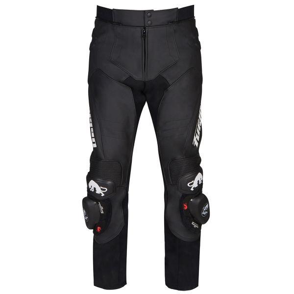 Pantalon Moto Furygan Raptor Evo Black White Pant