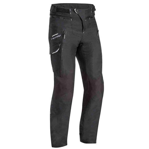 Pantalon Moto Ixon Sicilia Pant Noir