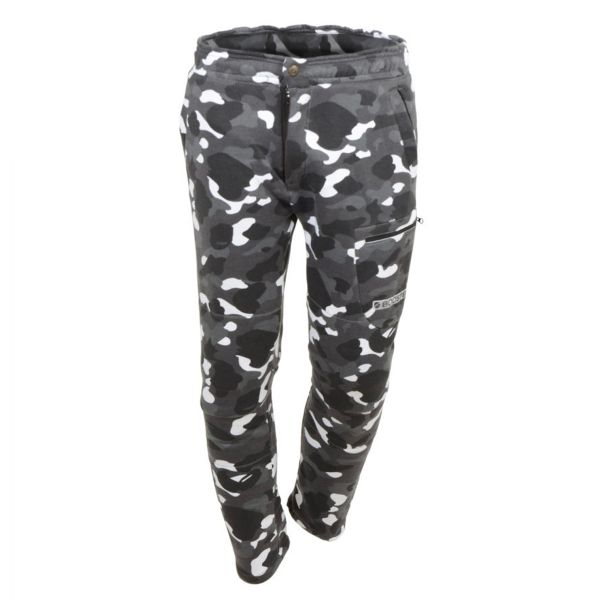 Pantalon Moto Booster Sweatpants Tech Camo
