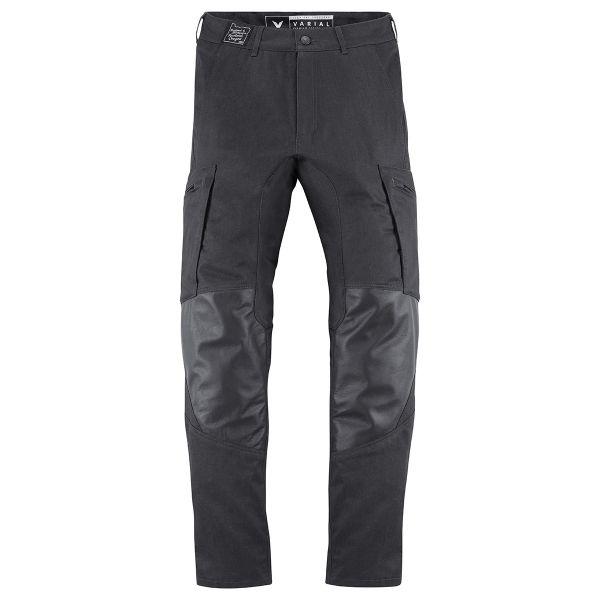 Pantalon Moto ICON Varial Pant Noir