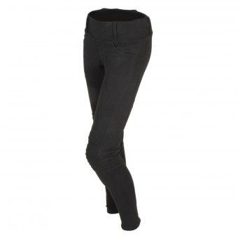 Pantalon Moto Booster Vogue Legging Noir