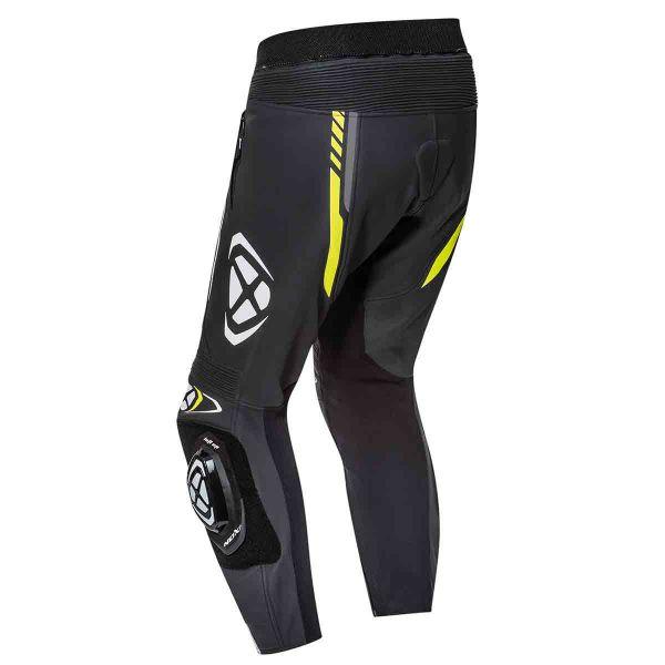 Pantalon moto Ixon Vortex 2 Pant Noir Gris Jaune Vif Au Meilleur ... ecaba4f710e