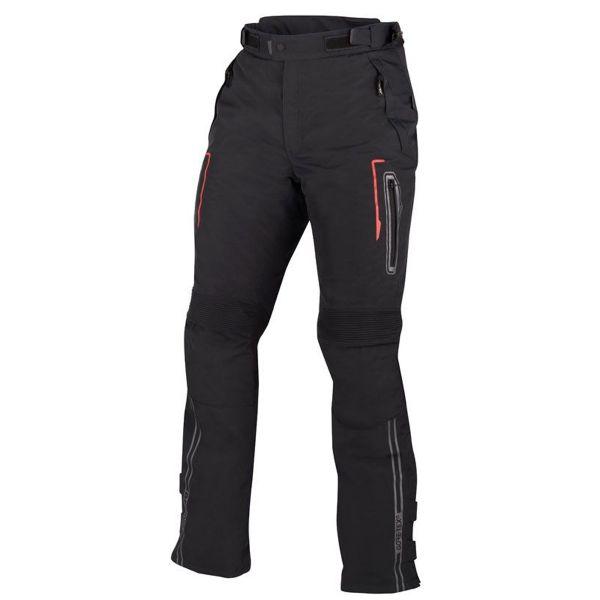 Pantalon Moto Bering Yukon Pant Gore-Tex Noir
