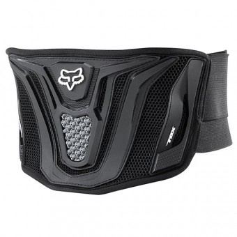 Ceinture Moto FOX Blackbelt Black Grey