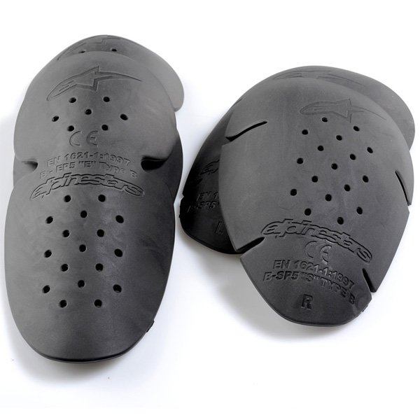 Coudes et Epaules Moto Alpinestars Bio Armor Protection Kit B Noir