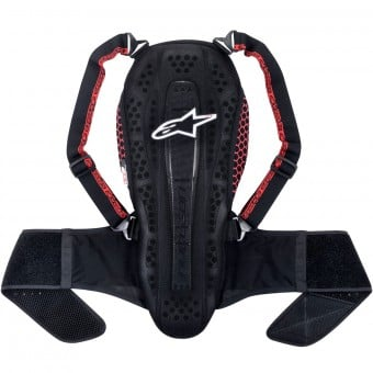 Dorsale Moto Alpinestars Nucleon KR-2 Black Smoke Red