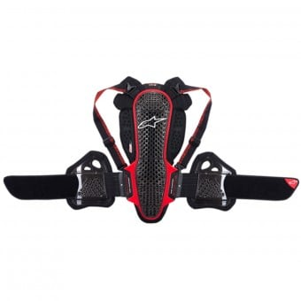Dorsale Moto Alpinestars Nucleon KR-3 Smoke Black Red