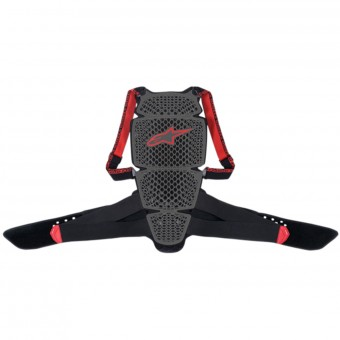 Dorsale Moto Alpinestars Nucleon KR-Cell Smoke Black Red