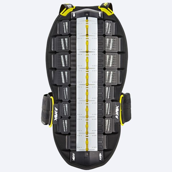 dorsale moto knox aegis back protector 8 plate au meilleur prix. Black Bedroom Furniture Sets. Home Design Ideas
