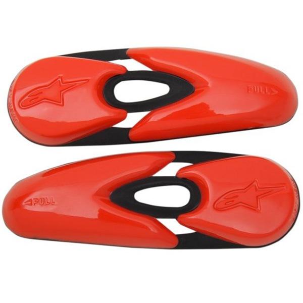 Sliders Moto Alpinestars SMX - Supertech R Toe Slider Boots Red