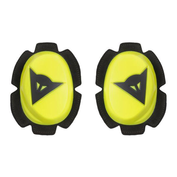 Sliders Moto Dainese Pista Knee Slider Fluo Yellow Black