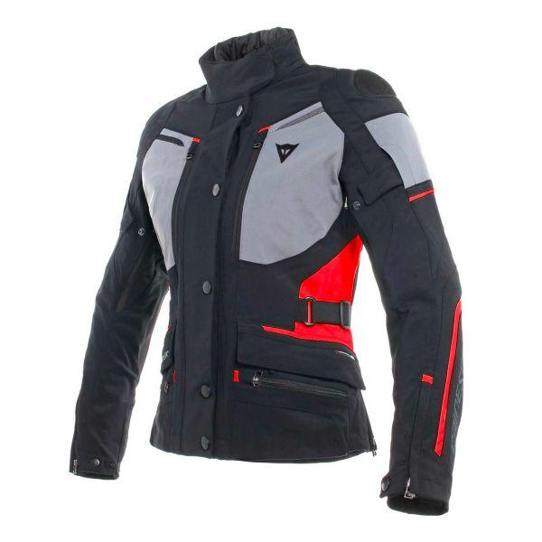 Veste Moto Dainese Carve Master 2 Gore-Tex Black Frost Grey