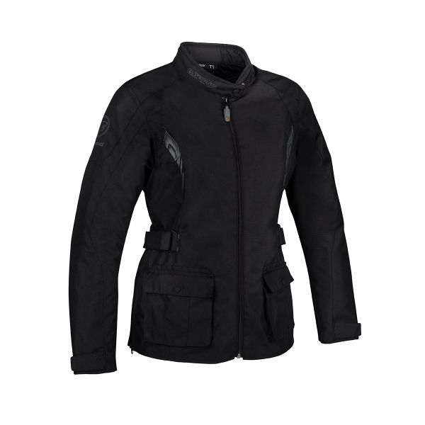 Blouson Moto Bering Lady Virginia Black