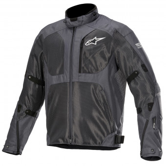 Veste Moto Alpinestars Tailwind Air Waterproof Tech-Air Compatible Black