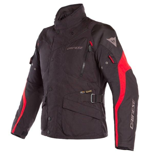 Veste Moto Dainese Tempest 2 D-Dry Black Tour Red