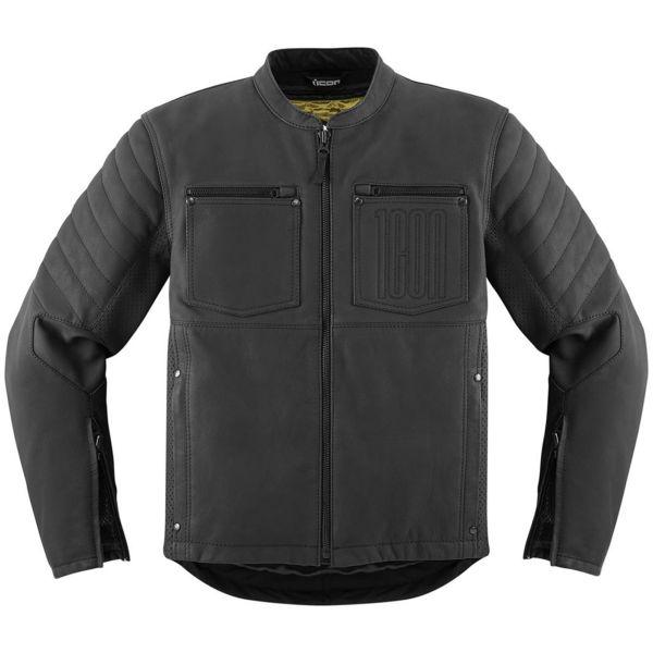 Blouson Moto ICON 1000 Axys Black