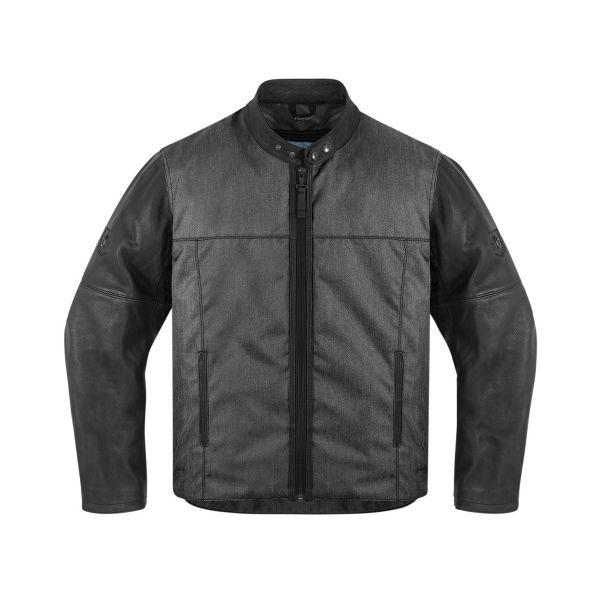 Blouson Moto ICON 1000 Vigilante Black