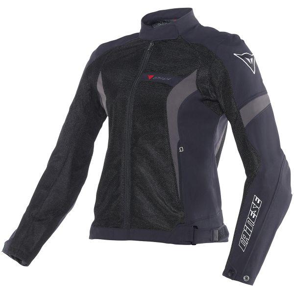 Blouson Moto Dainese Air-Crono Lady Black Grey