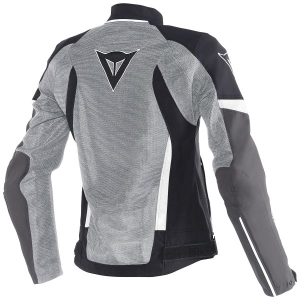 Dainese Air-Crono Lady Anthracite Black White