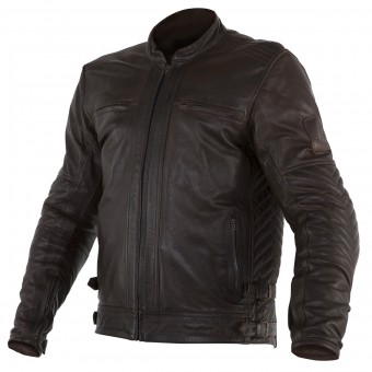 Blouson Moto Overlap Barry Brown
