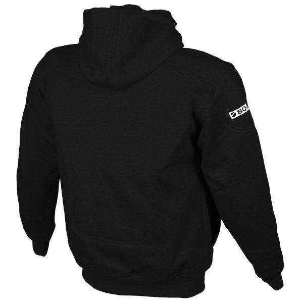 Booster Hoodie Kevlar Core Black