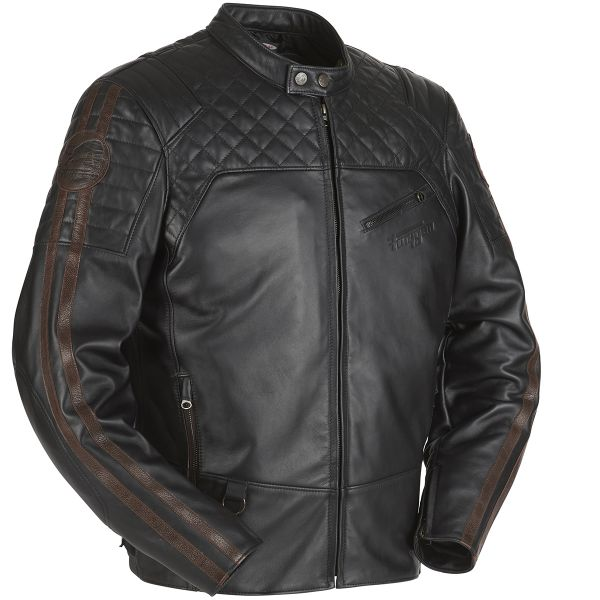 Blouson Moto Furygan Legend Black