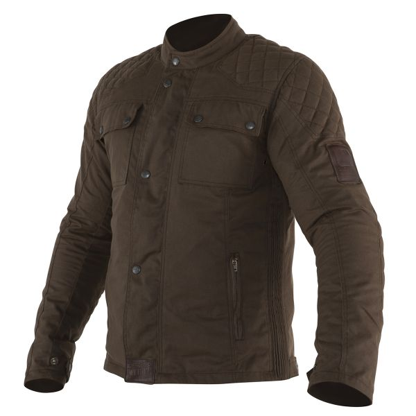 Veste Moto Overlap Phil 2 Brown