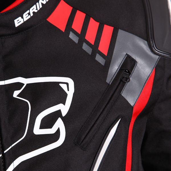 Bering Primo-R Black Red