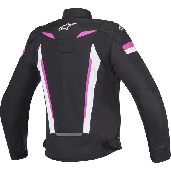Alpinestars Stella T-GP Plus R V2 Black White Fuchsia