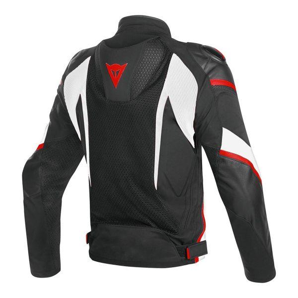 Dainese Super Rider D-Dry White Black Red