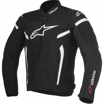 Blouson Moto Alpinestars T-GP Plus R V2 Air Black White