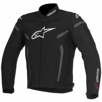 Blouson Moto Alpinestars T-GP Plus R V2 Black Anthracite
