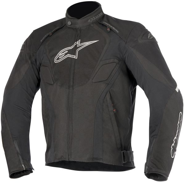 Blouson Moto Alpinestars T-Jaws Waterproof Black Anthracite