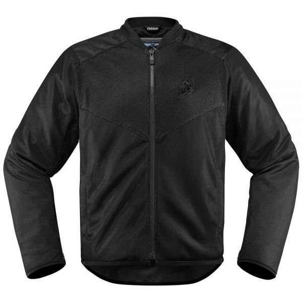 Blouson Moto ICON Anthem 2 Black