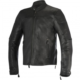 Blouson Moto Alpinestars Brera Leather Black